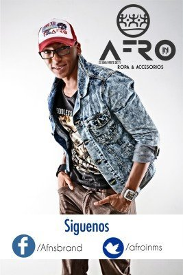 afro in - Afro in New publicidad